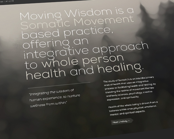 Moving Wisdom Therapies